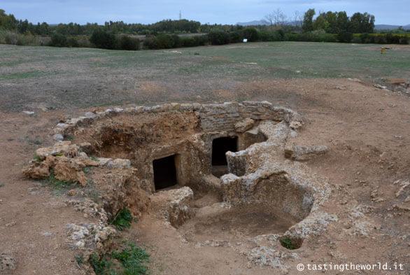 Necropoli di Anghelu Ruju, Alghero