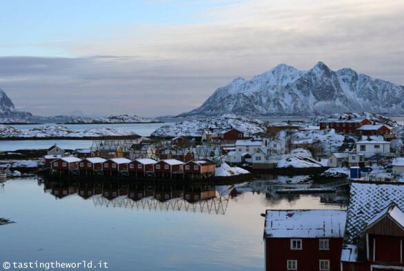 Svolvær, Lofoten (Norvegia)