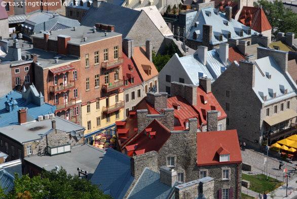 Vieux-Basse-Ville, Québec City