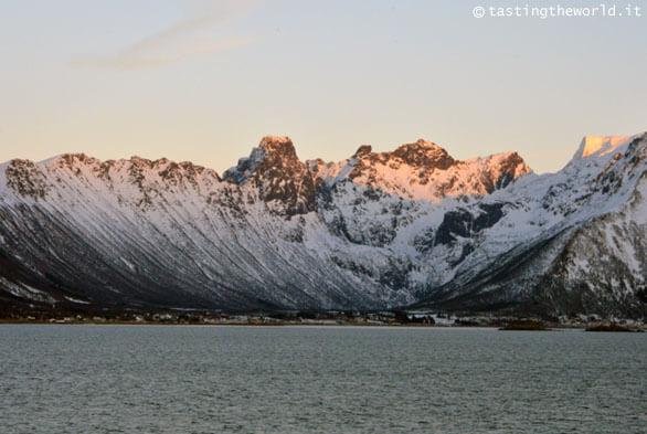 I fiordi norvegesi dall'Hurtigruten