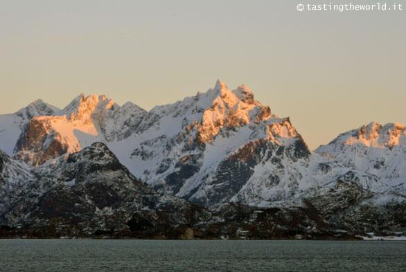 Norvegia in inverno