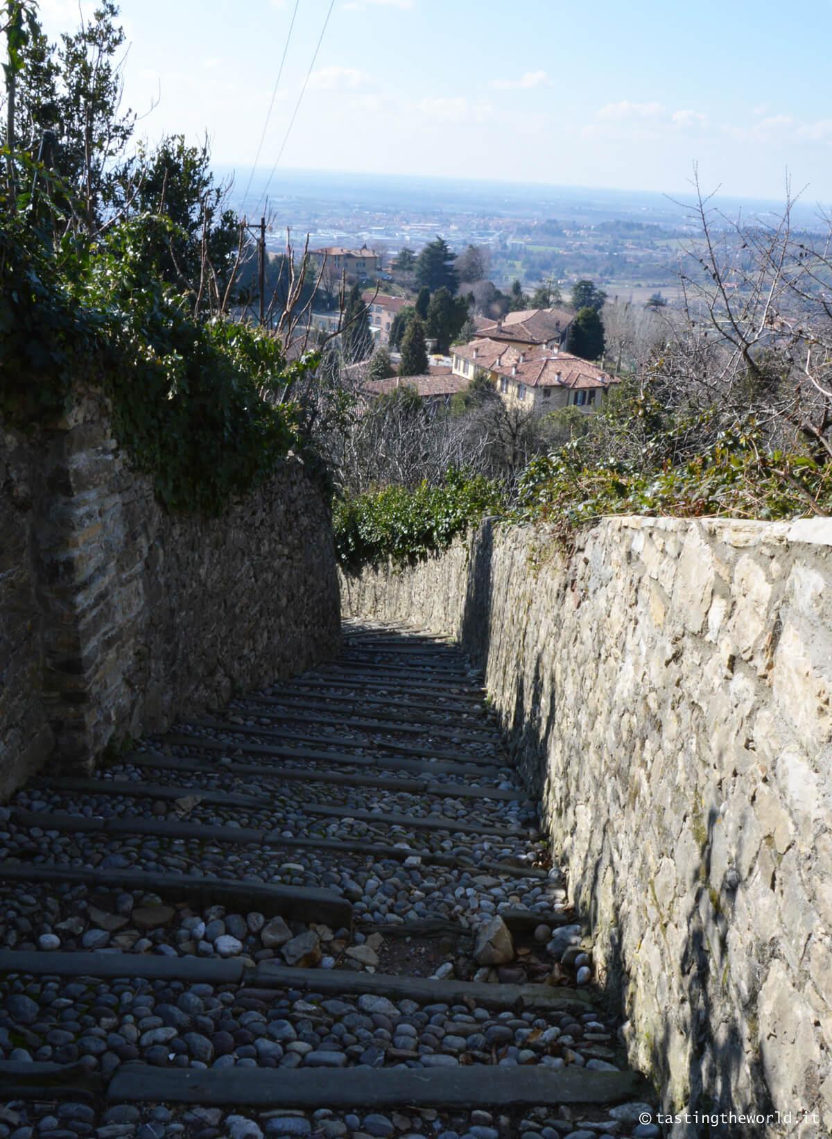 Scalette, Bergamo