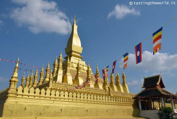 Pha That Luang, Vientiane (Laos)