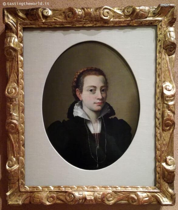 Museo Poldi Pezzoli, Milano - Autoritratto di Sofonisba Anguissola