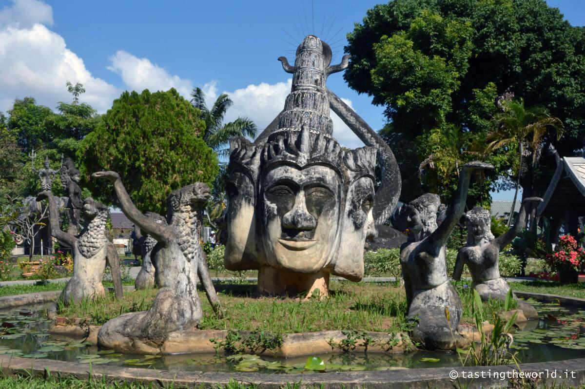 Buddha Park, Vientiane (Laos)