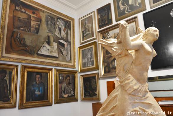 Casa-Museo Boschi Di Stefano, Milano (Stanza Sironi)
