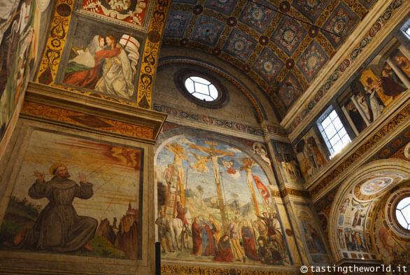 Coro delle Monache, Museo di Santa Giulia (Brescia)