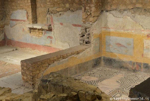 Domus dell'Ortaglia, Museo di Santa Giulia (Brescia)