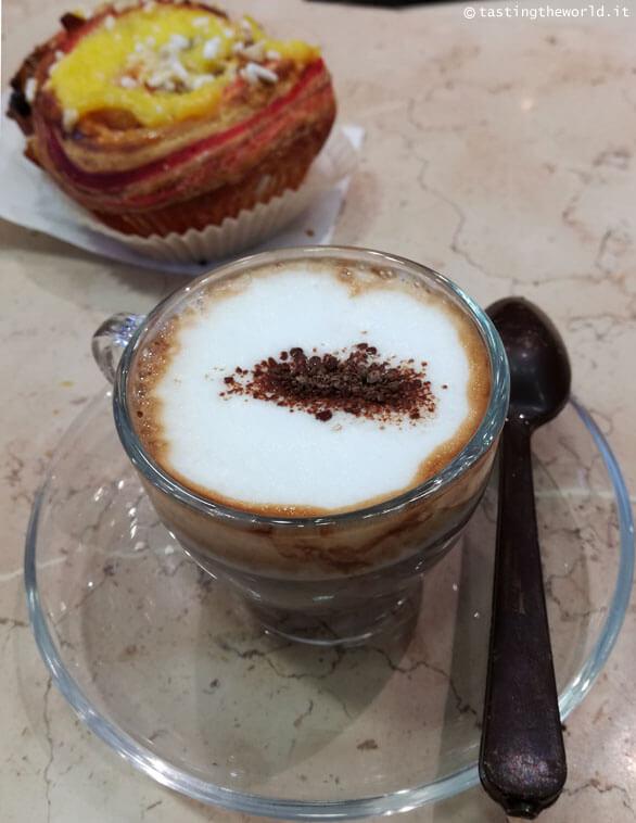 La colazione da Buosi a Varese
