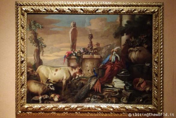 Museo Poldi Pezzoli, Milano - La Maga Circe del Grechetto