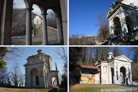 Sacro Monte del Rosario, Varese