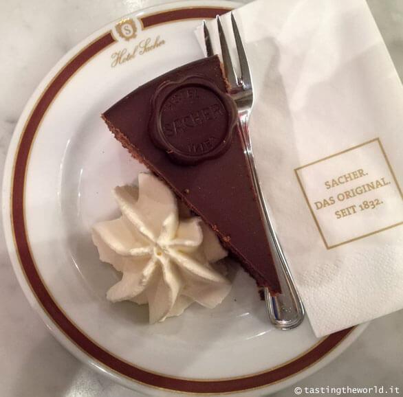 Sachertorte Vienna (Hotel Sacher)