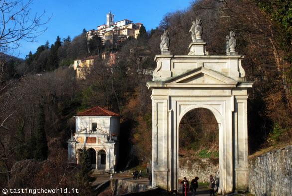 Arco di Sant'Ambrogio - Via Sacra, Varese