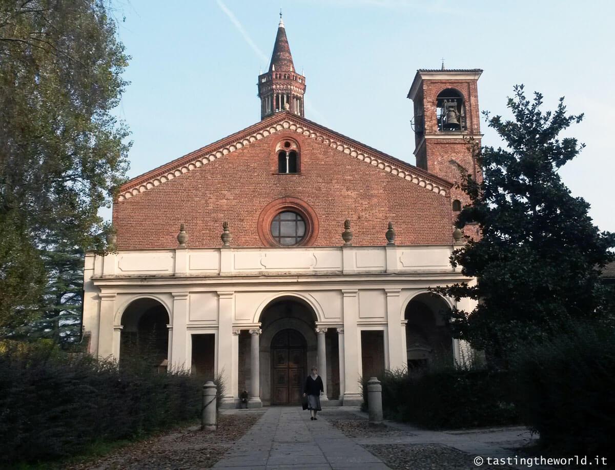 Abbazia di Chiaravalle - i luoghi di Giorgio Gaber a Milano