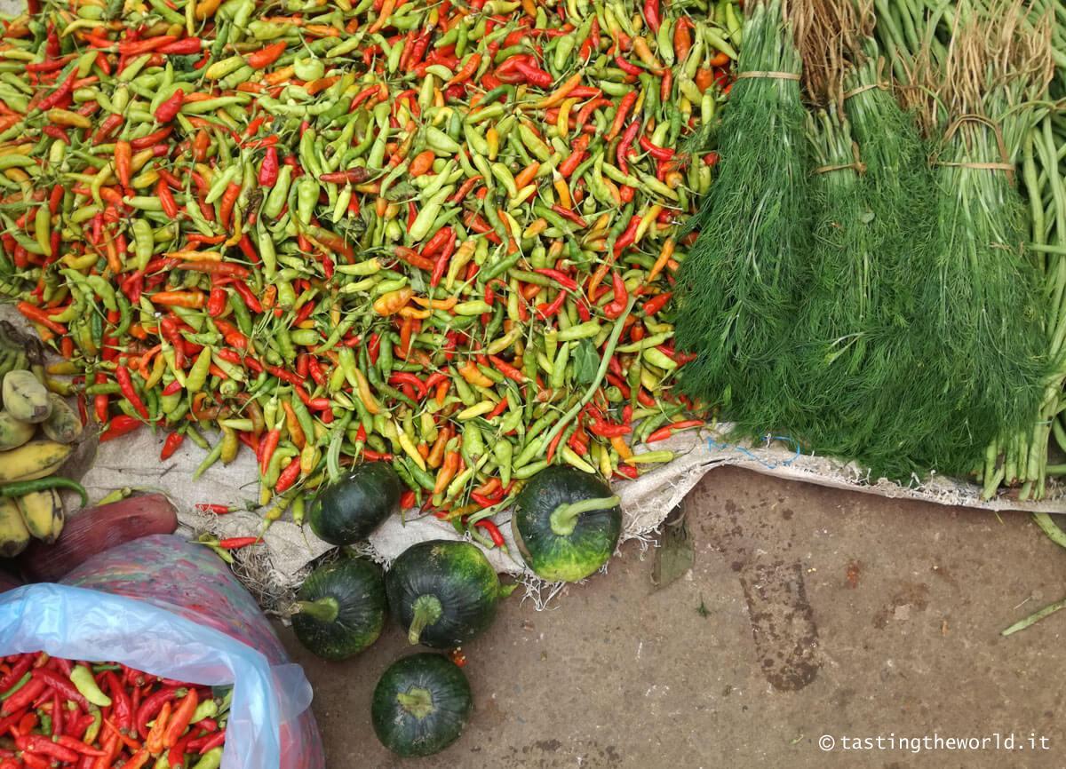 Phosi Market, Luang Prabang