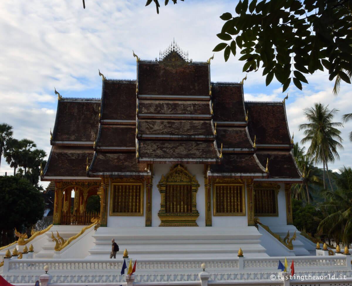 Wat Ho Pha Bang, Luang Prabang (Laos)