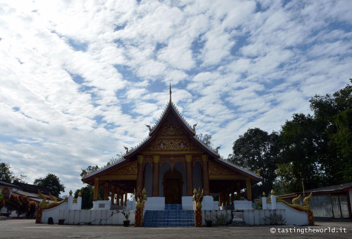 Wat Xieng Lek, Luang Prabang