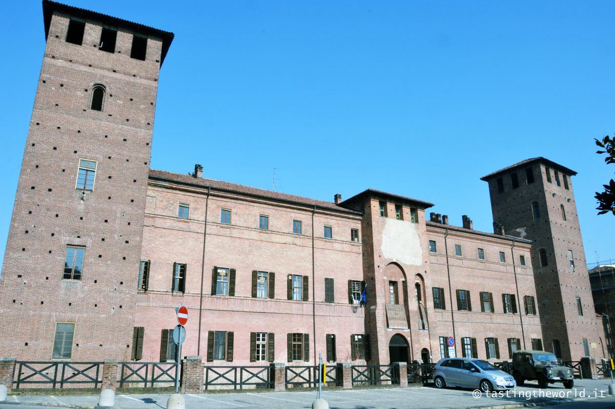 Castello Visconteo, Vercelli