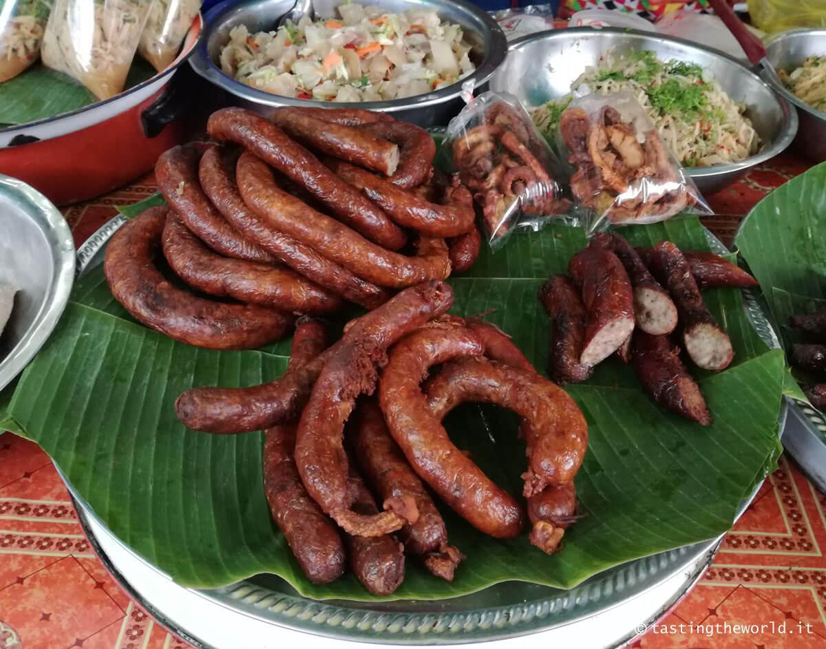 Salsiccia di Luang Prabang