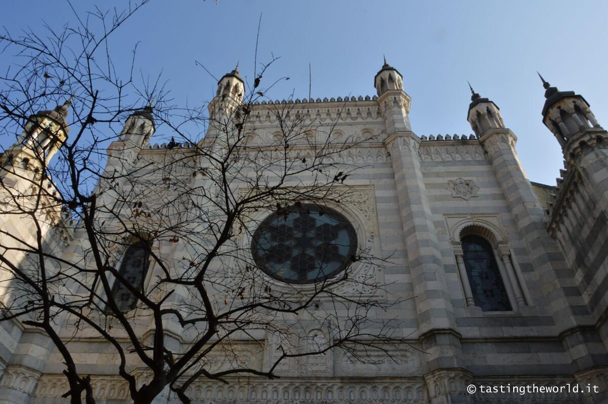 La Sinagoga di Vercelli