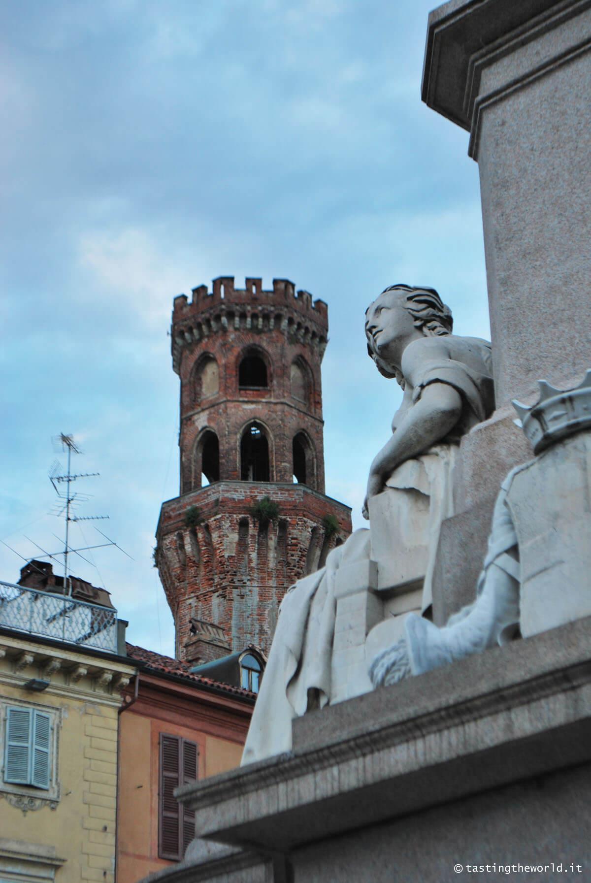 Torre dell'Angelo, Vercelli