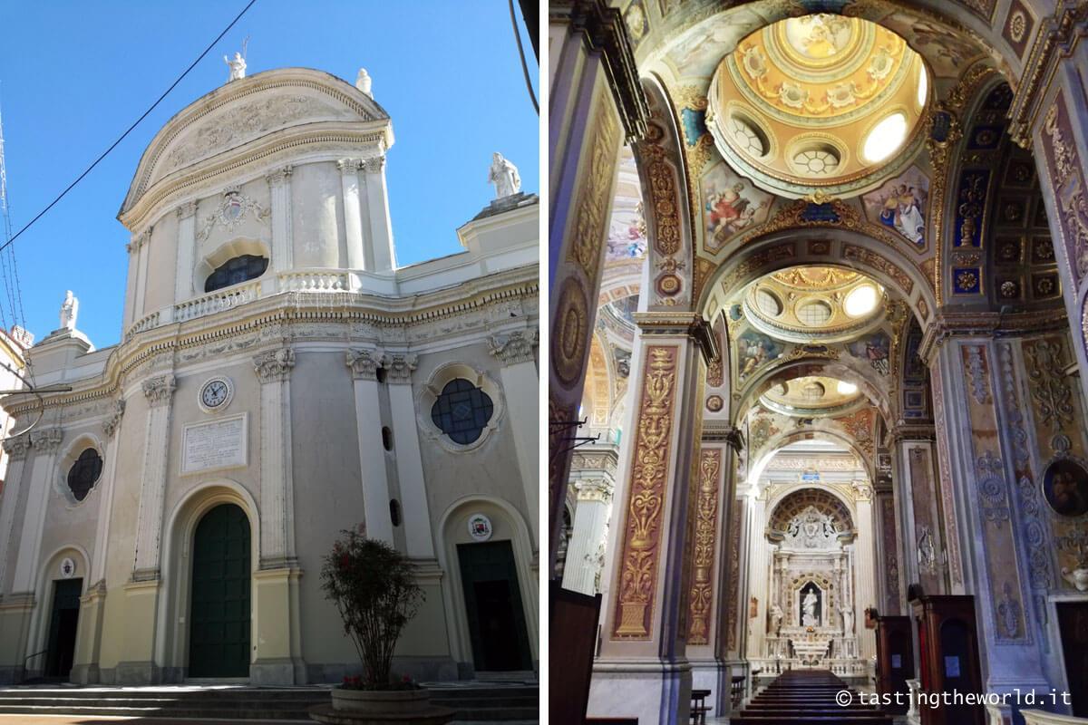 Basilica collegiata di San Giovanni Battista, Imperia Oneglia