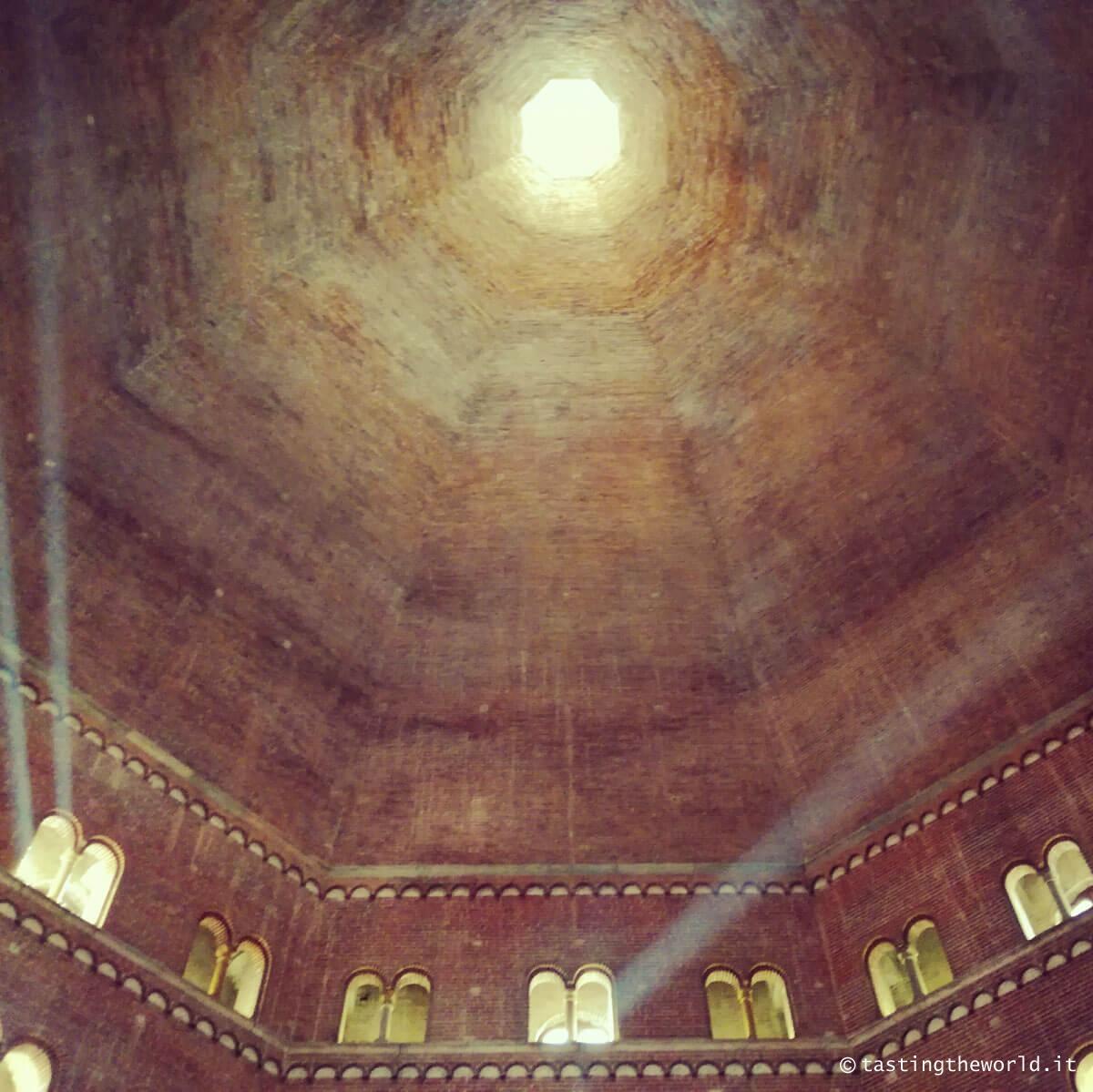 Battistero di Cremona, l'interno
