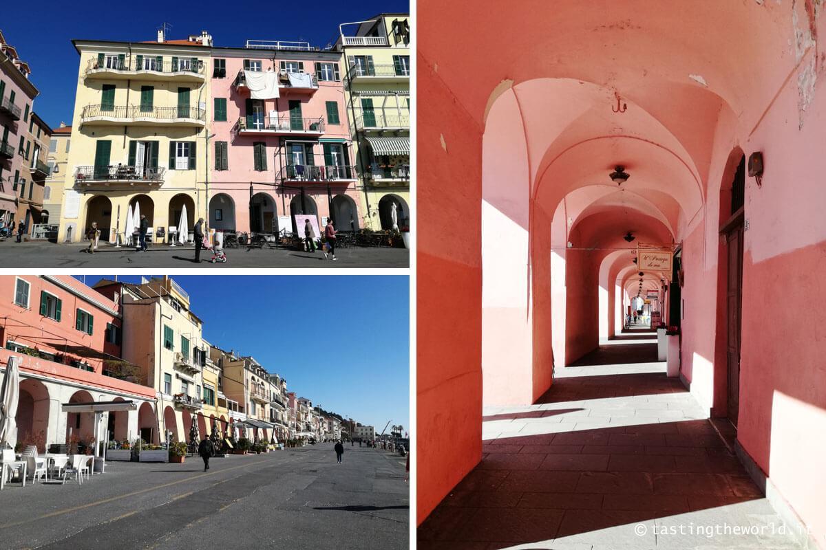 Calata Cuneo, porto di Imperia Oneglia