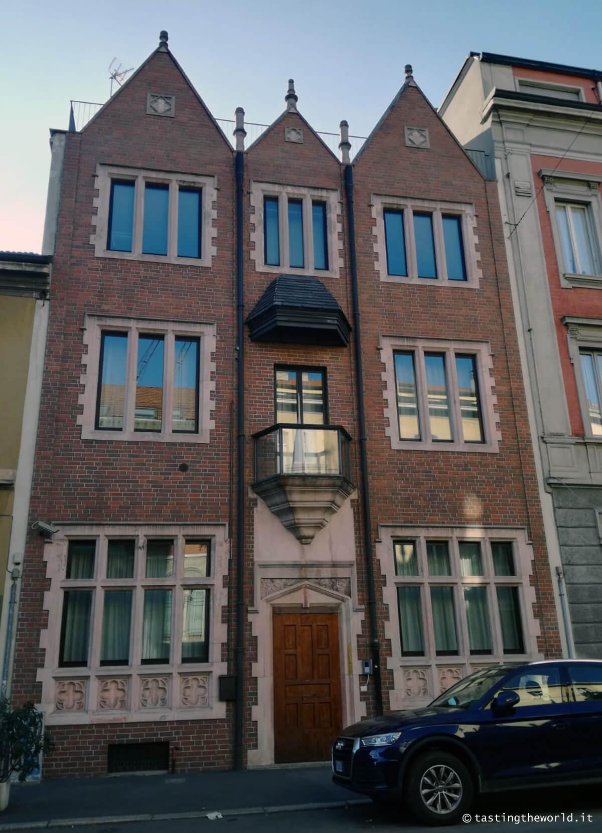 Casa 770 di via Poerio a Milano (casa olandese)