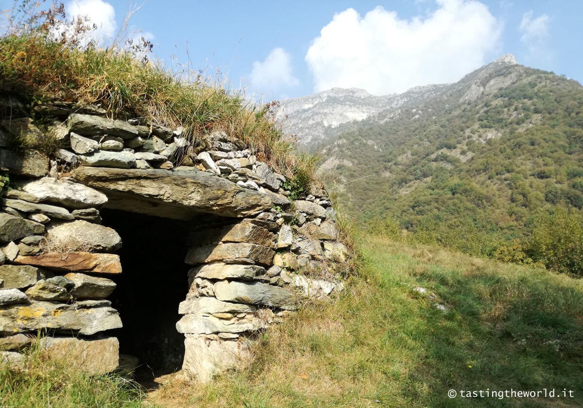 Casote, Monte Cornizzolo