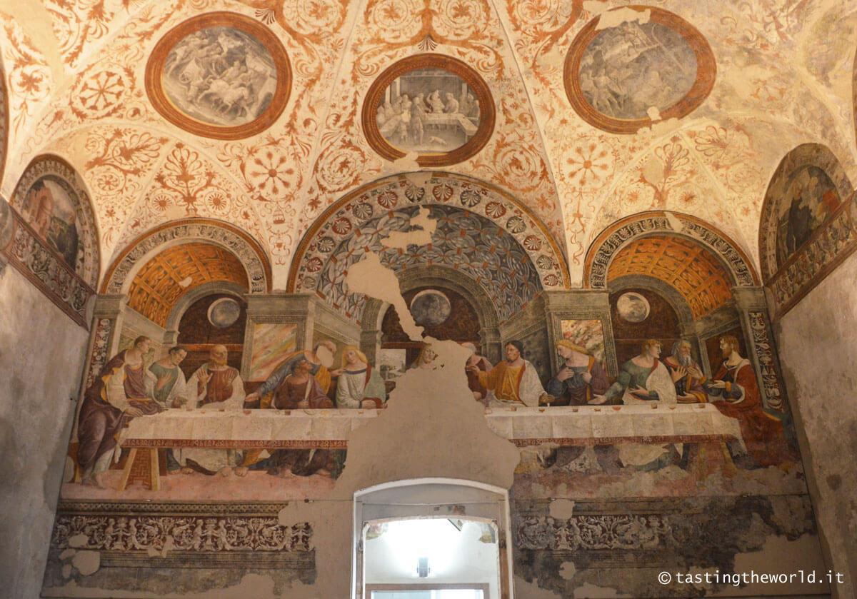 Il refettorio dell'Ex convento di Sant'Agostino, Crema