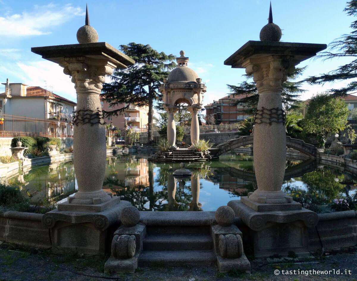 Villa Grock a Imperia