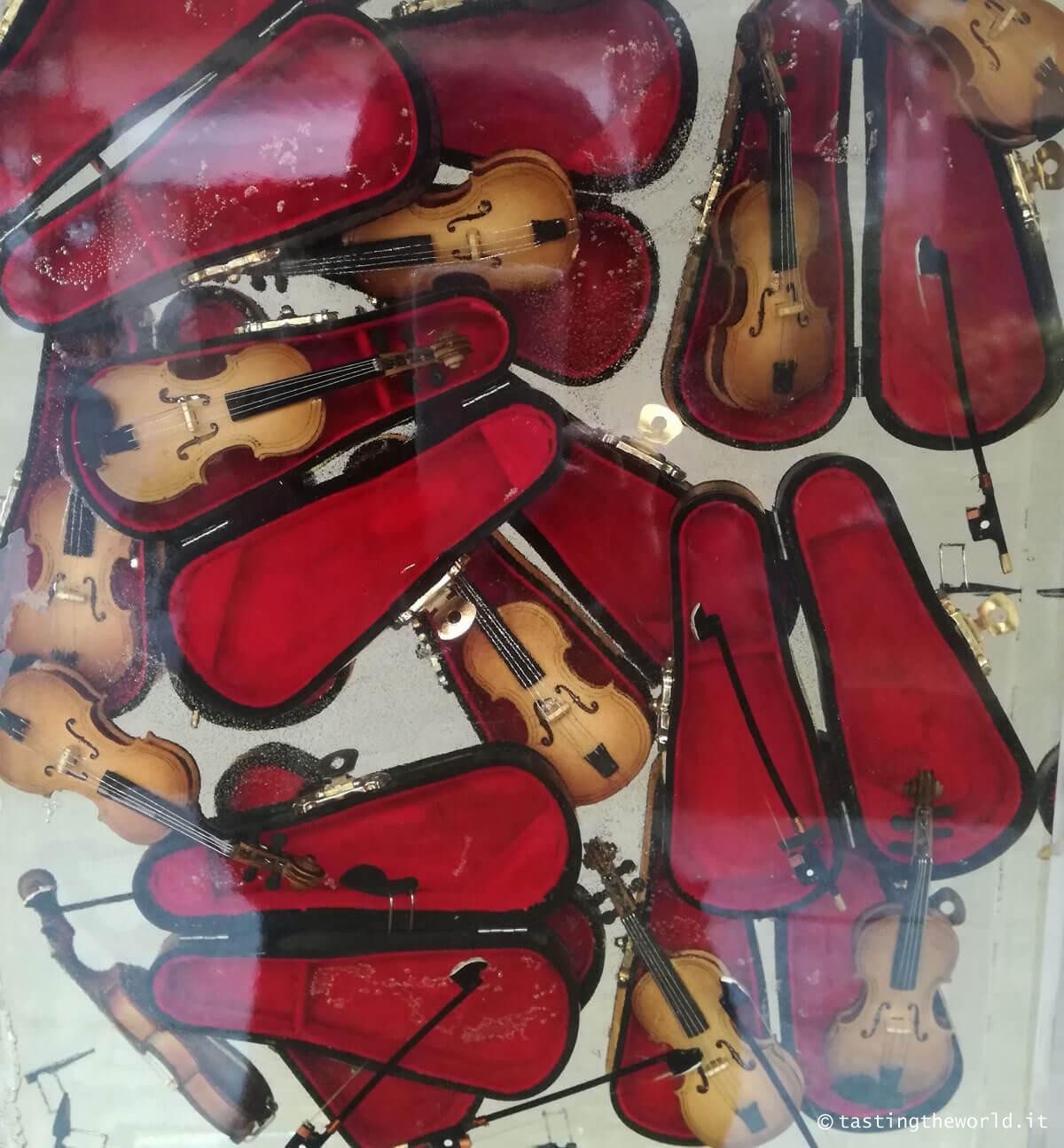 Violini, Cremona