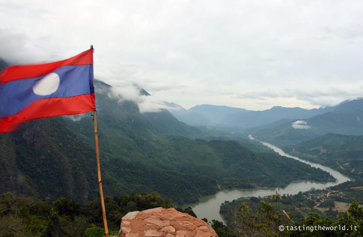 Nong Khiaw, Laos del Nord