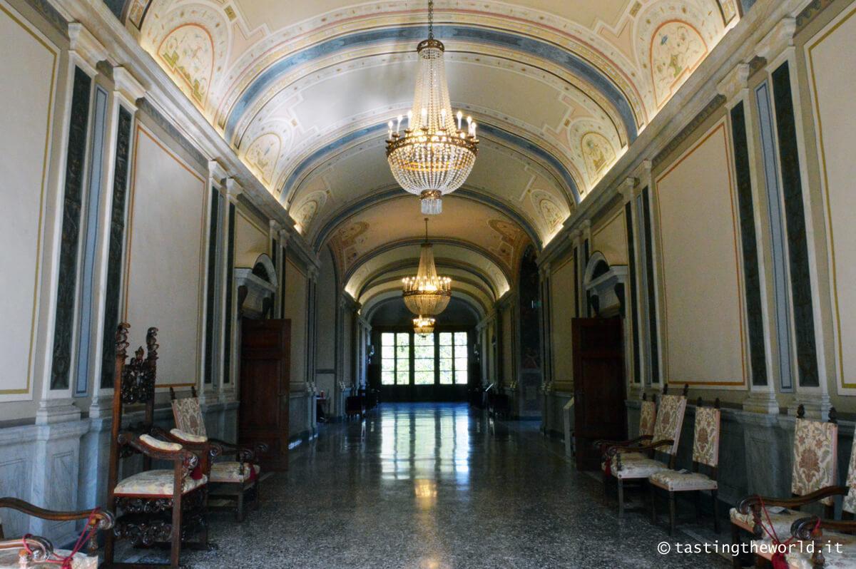 Interno di Villa Carlotta, Como