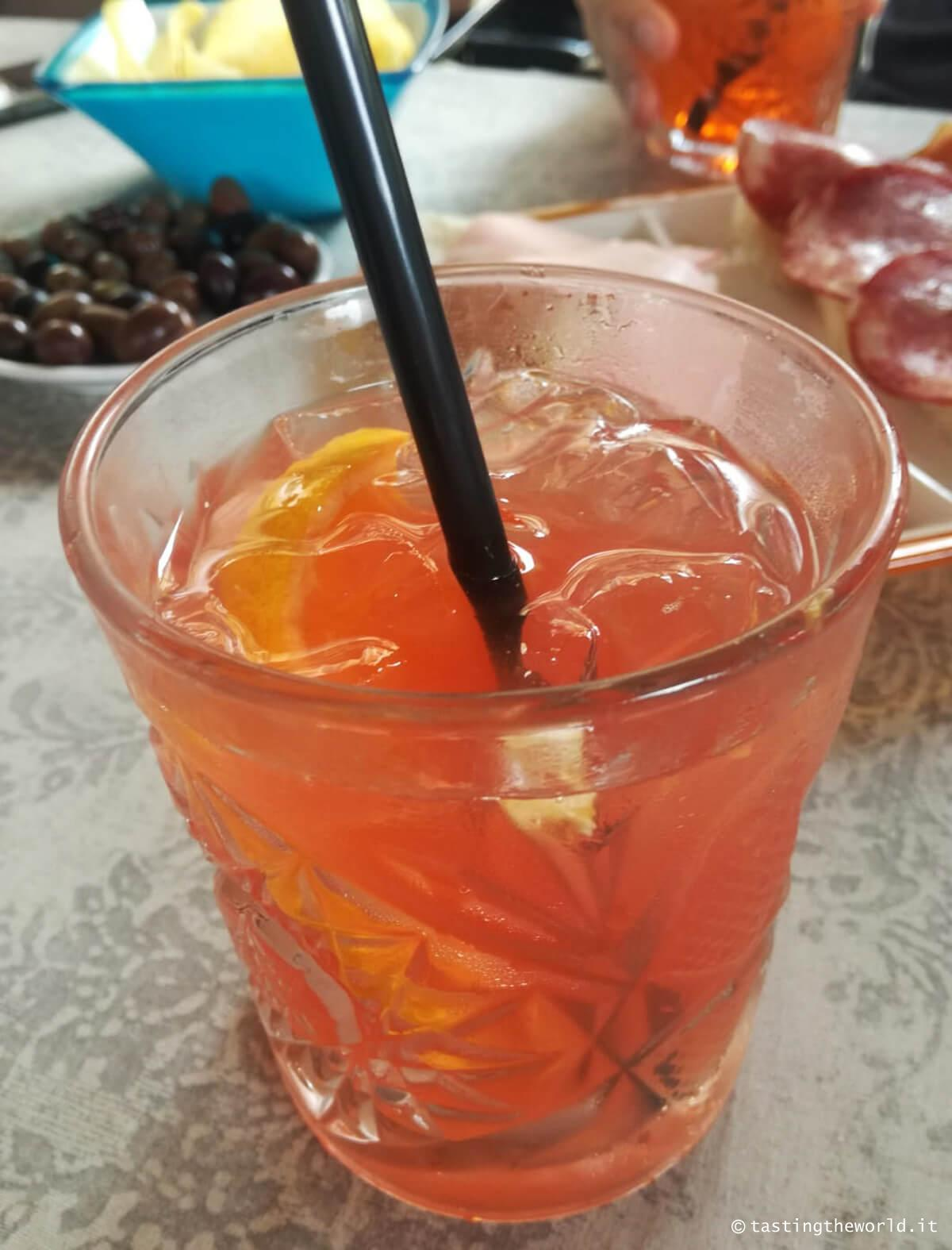 Mezza Carolina, il cocktail di Arenzano