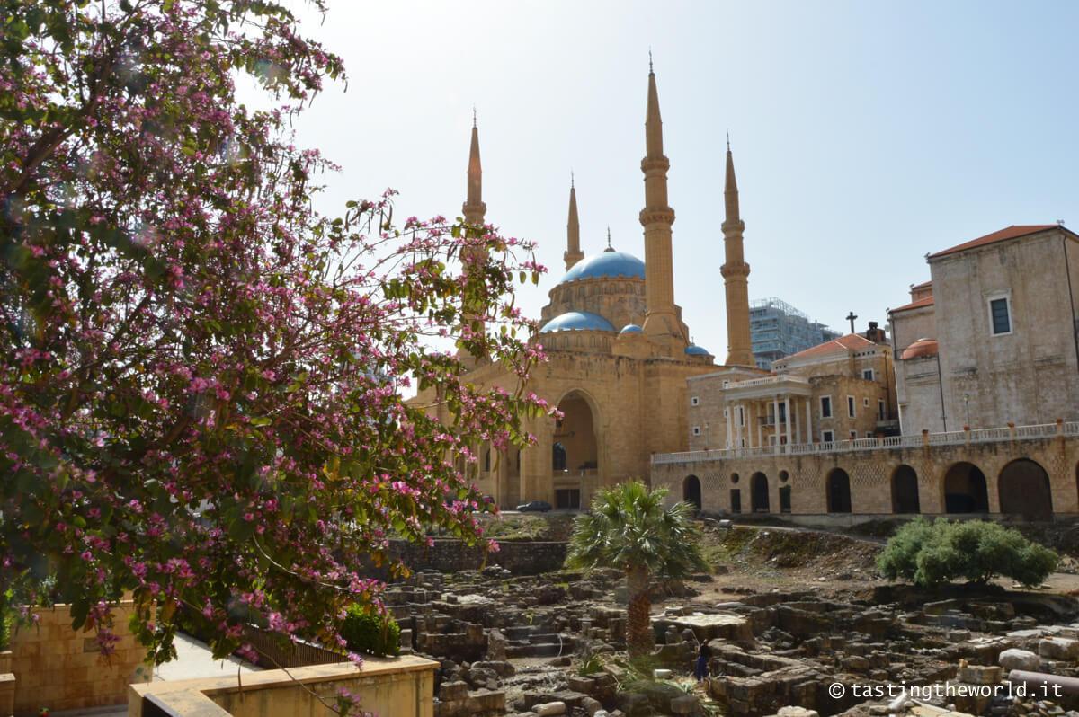 Moschea di Mohammad Al-Amin, la moschea blu di Beirut