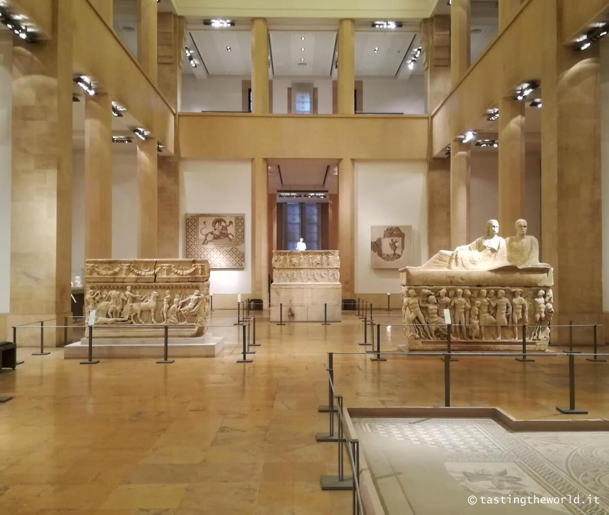 Museo Archeologico Nazionale, Beirut