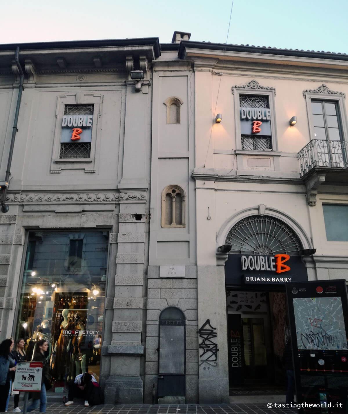 Casa dei nani, Monza