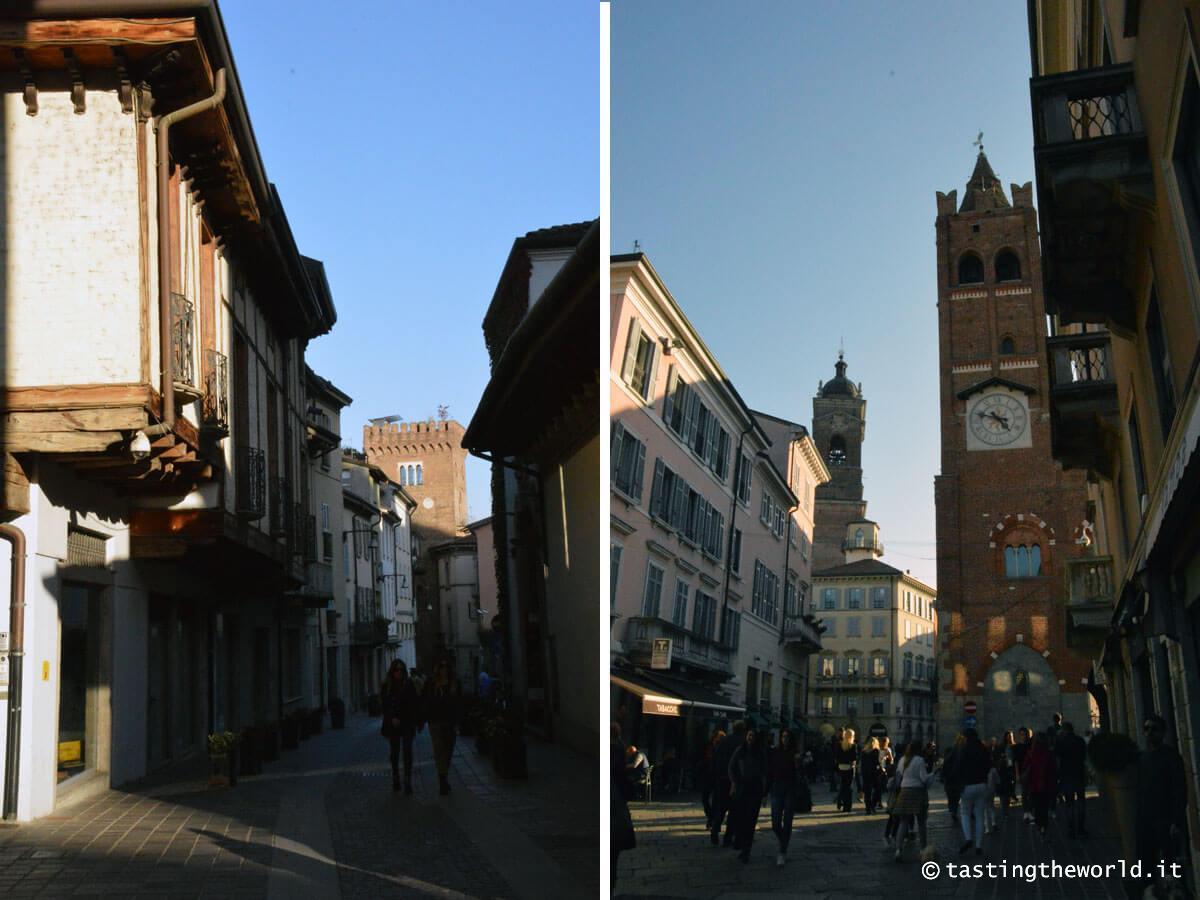 Vie del centro di Monza