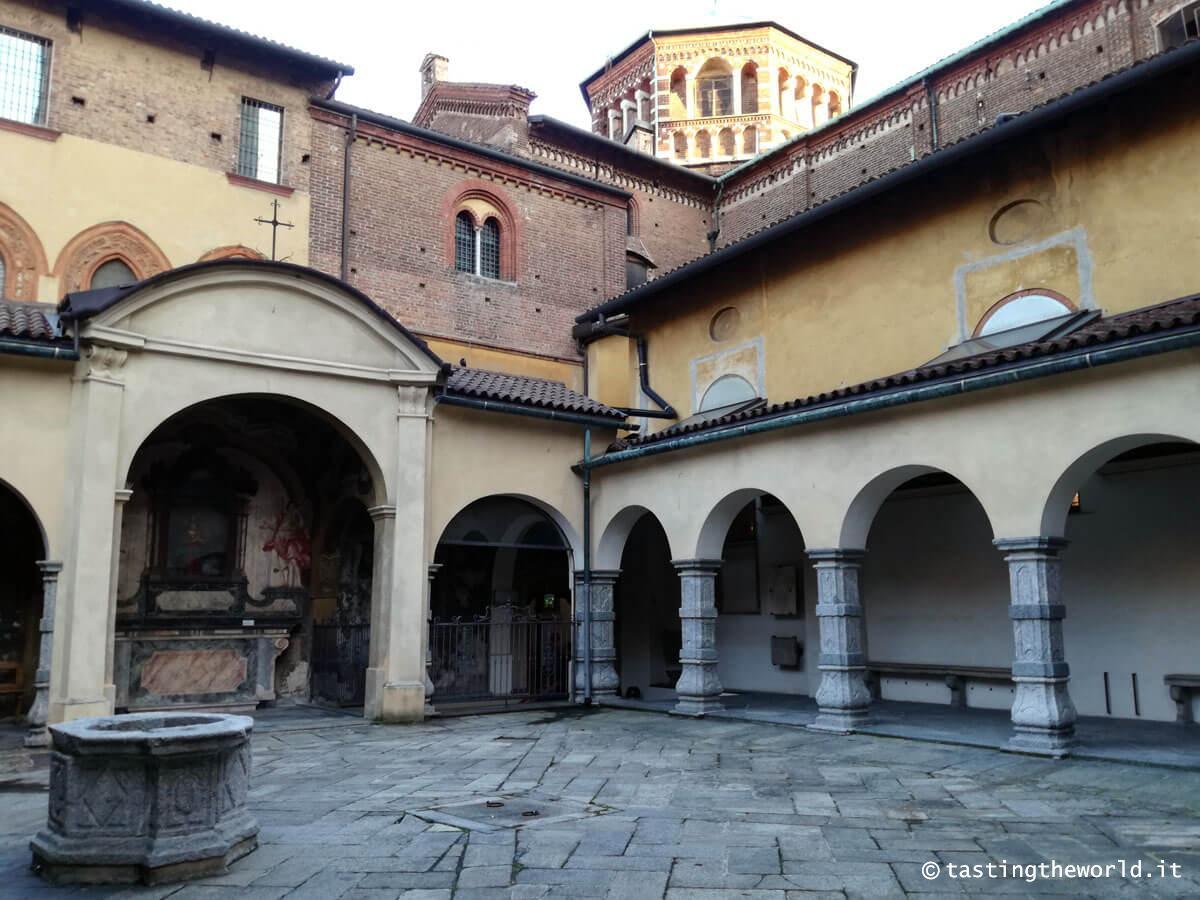 Chiostro Duomo di Monza