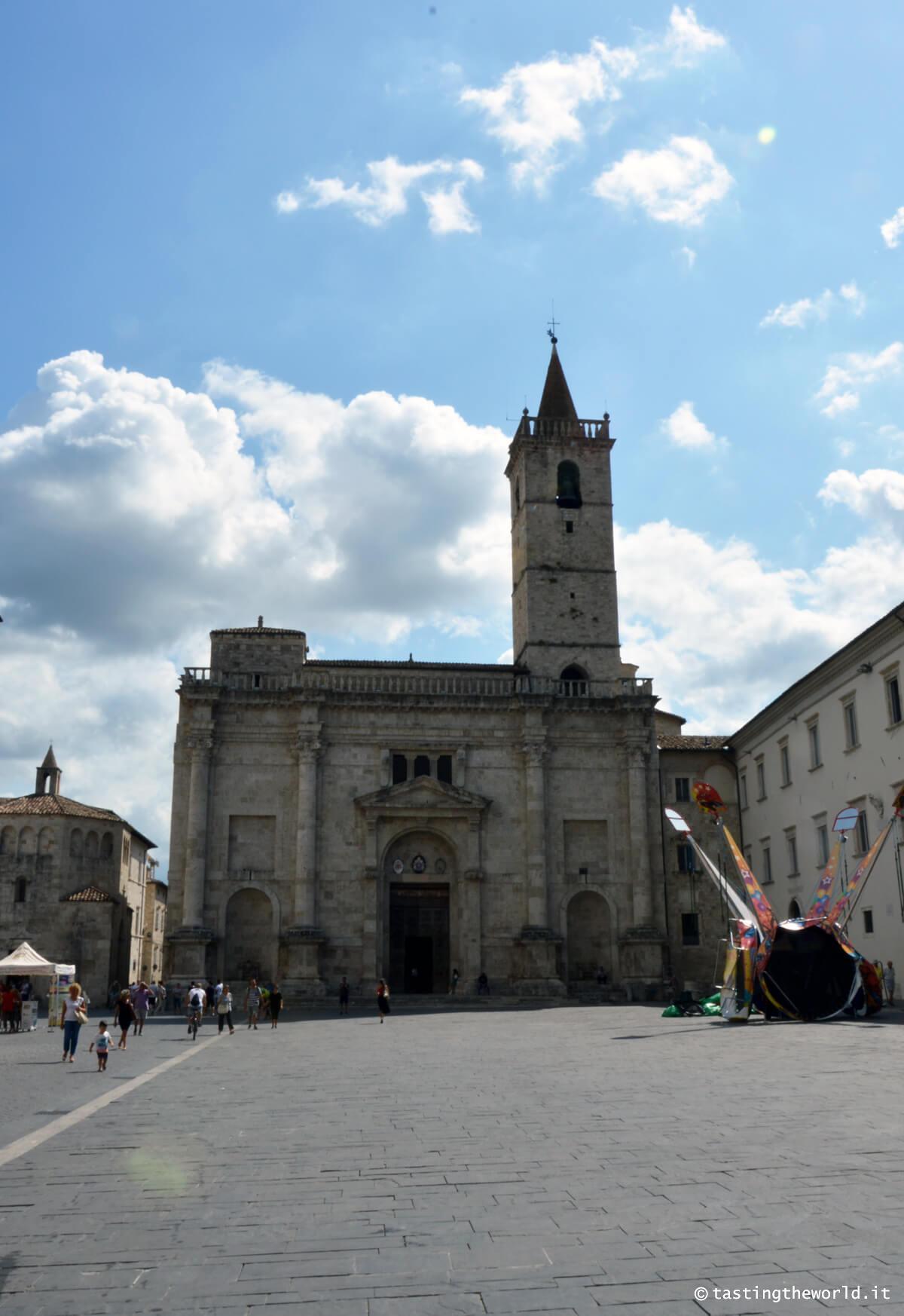 Duomo Sant'Emidio, Ascoli Piceno