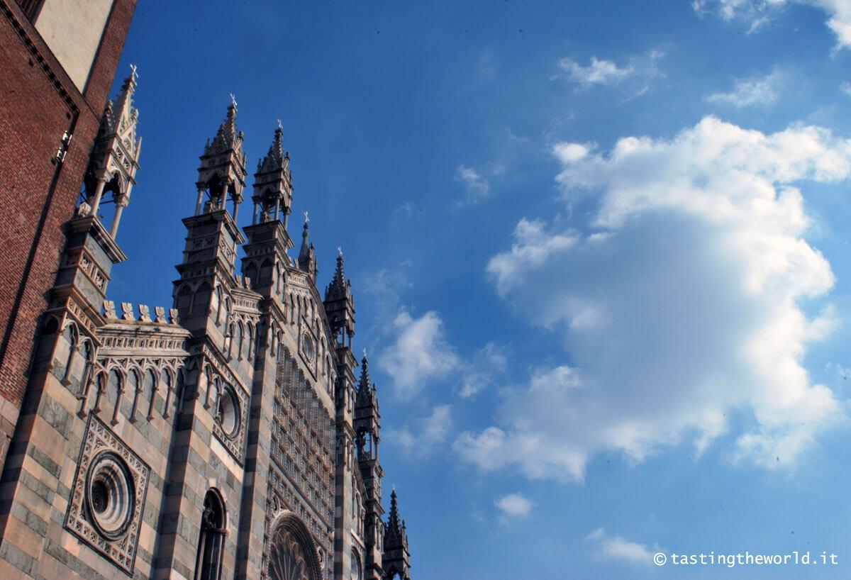 Duomo di Monza, facciata