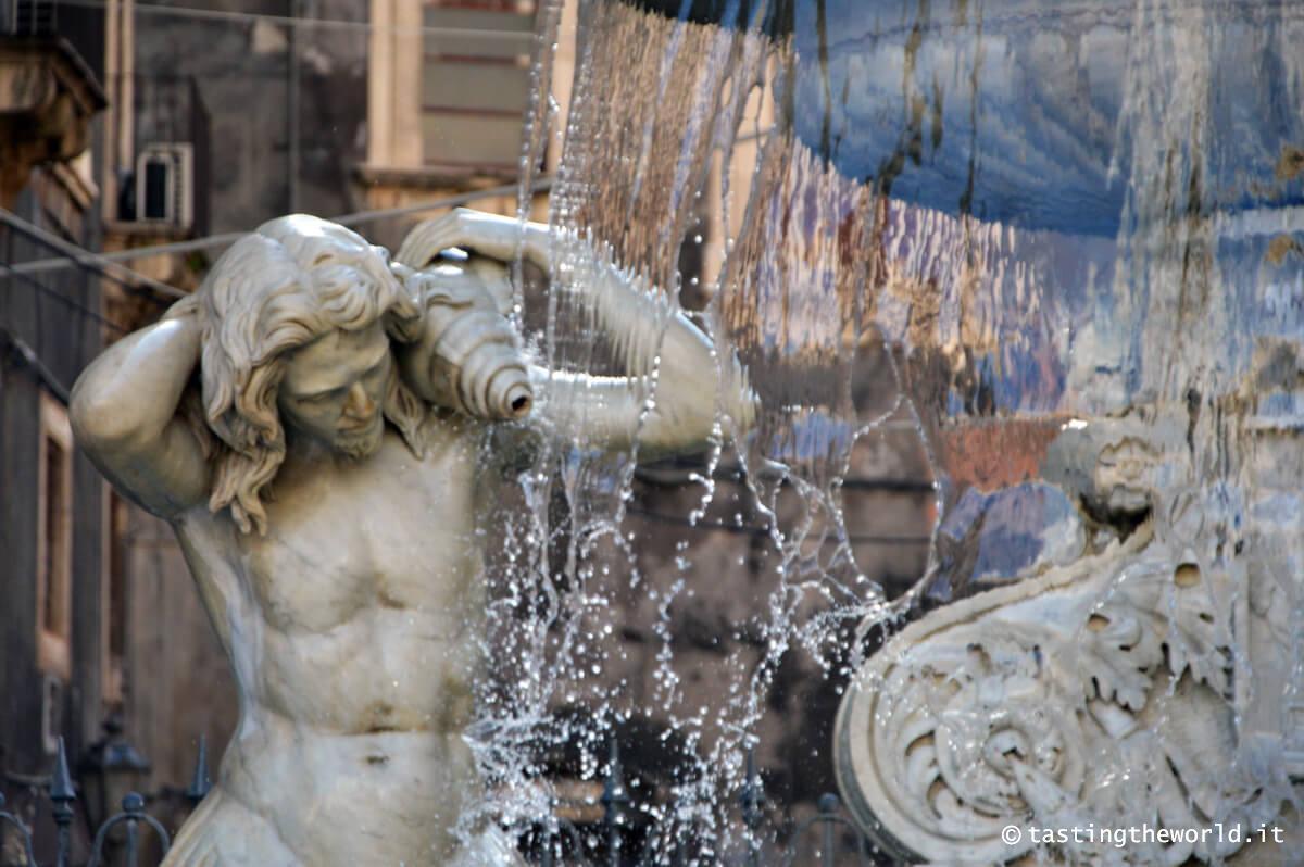 Fontana dell'Amenano, Catania