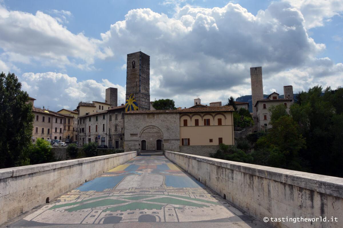 Ponte Borgo Solestà, Ascoli Piceno
