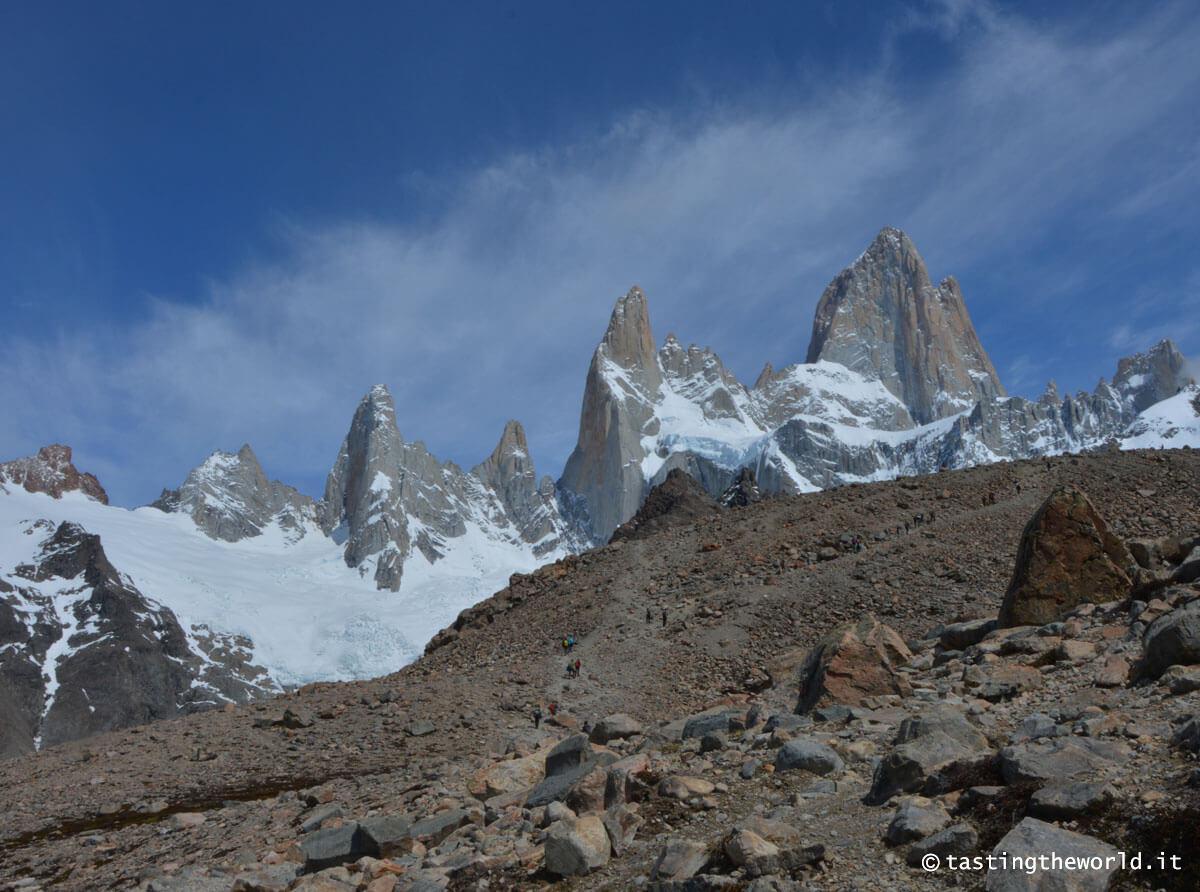 Cerro Fitz Roy, El Chaltén - Patagonia, Argentina