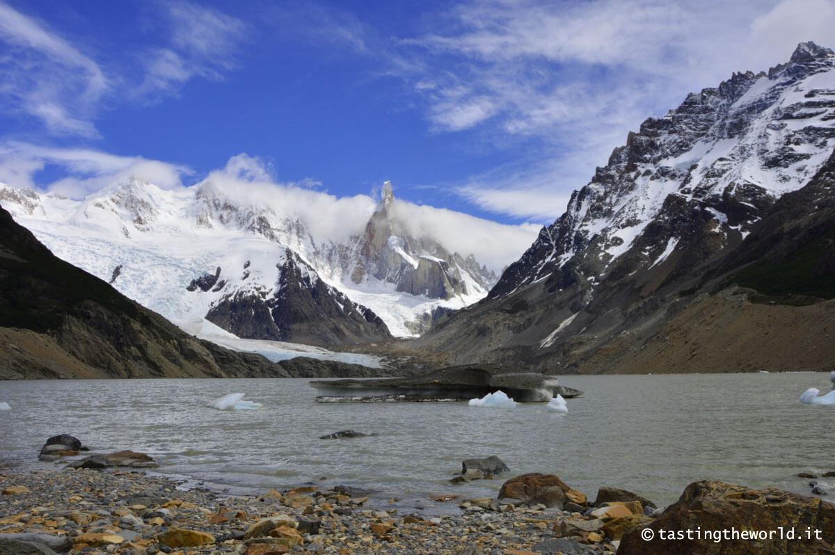 Laguna e Cerro Torre, El Chaltén - Patagonia, Argentina