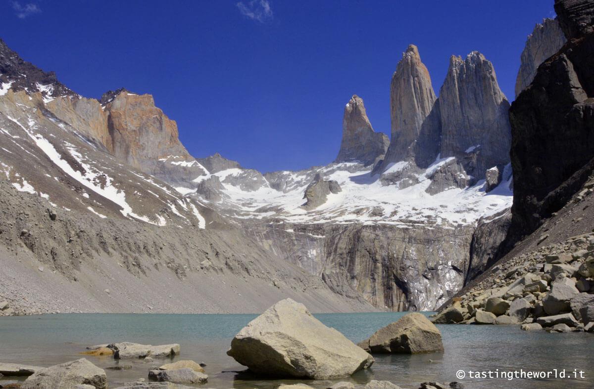 Torres del Paine, Patagonia (Cile)