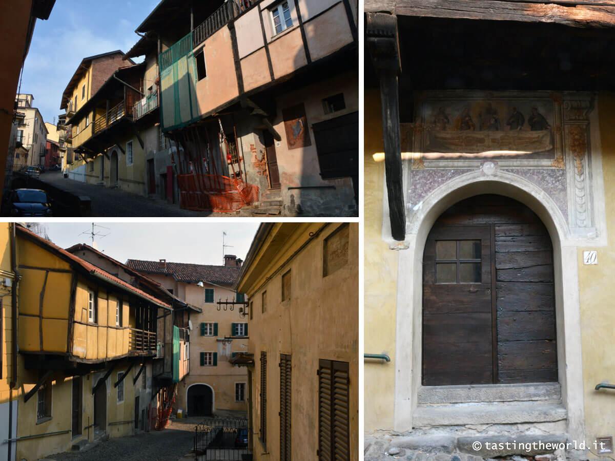 Casa della Sindone, Biella