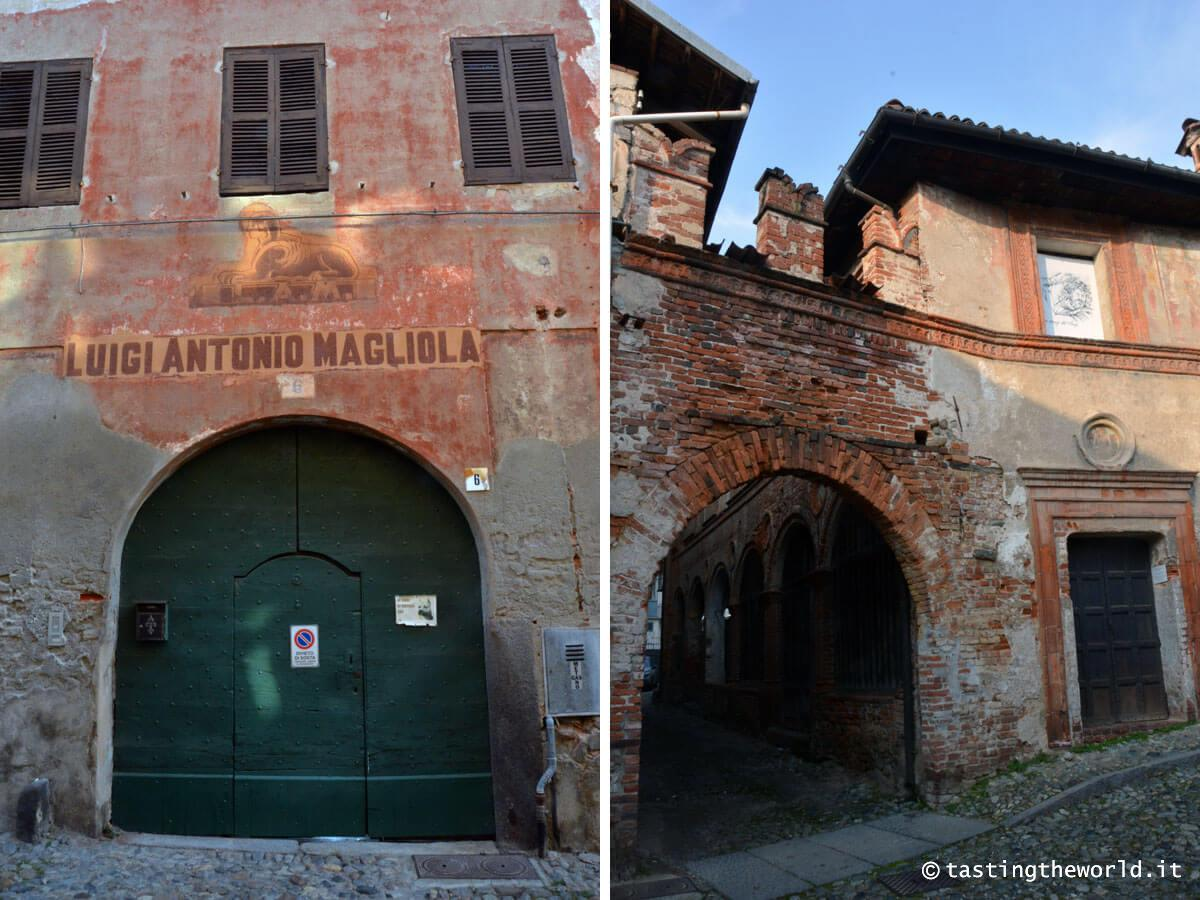 Cuoificio-cinghificio Magliola e Casa Masserano, Biella